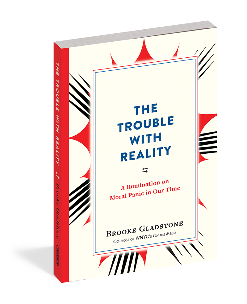 The Trouble with Reality book cover